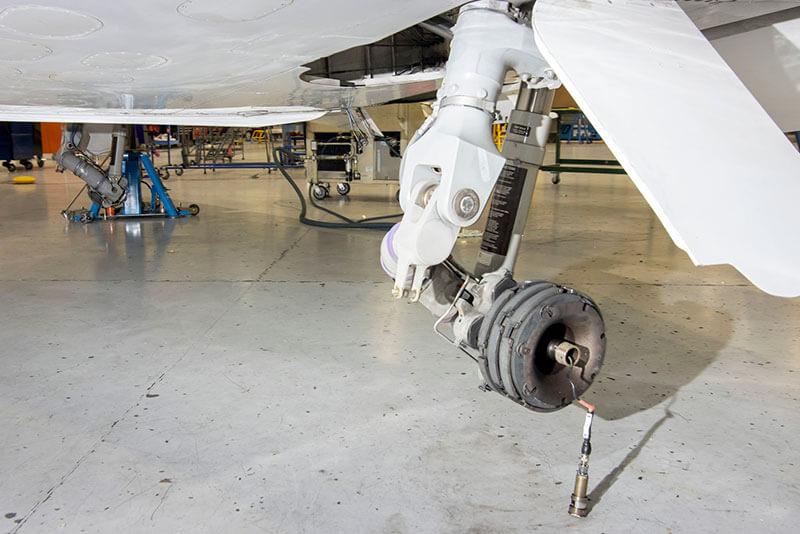 landing gear inspection