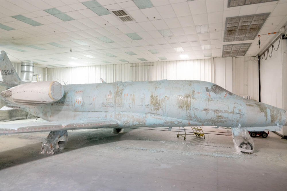 Citation Excel paint stripping